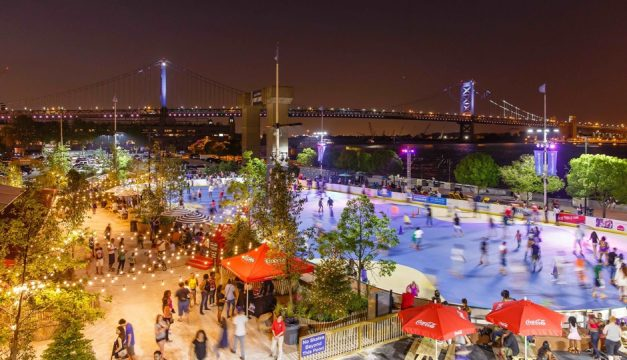 Blue Cross RiverRink is hosting a Michael Jackson-themed skating party. Photo from Facebook
