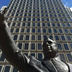 Frank Rizzo statue | Photo bt Jared Brey
