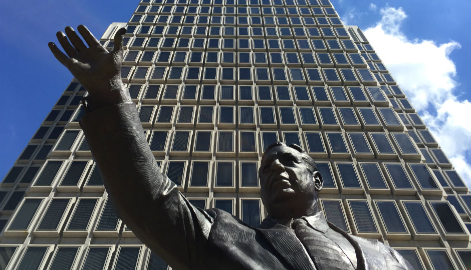 Philadelphia mayor: Time to discuss future of Rizzo statue