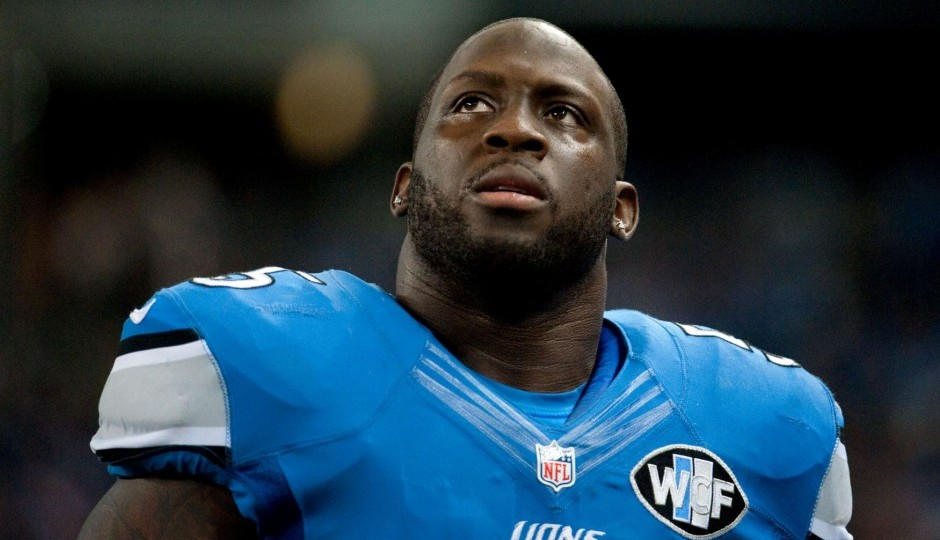 Stephen Tulloch. (USA Today Sports)