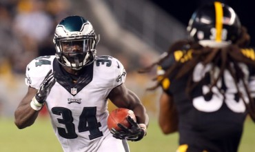 Kenjon Barner. (USA Today Sports)