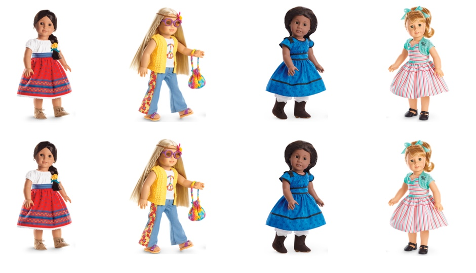 Images via American Girl