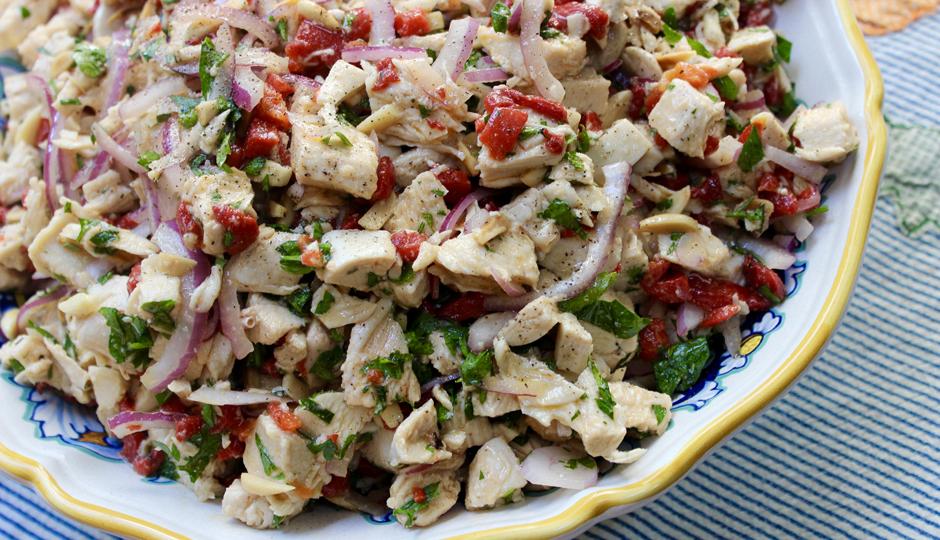 Chicken Salad | Photo by Becca Boyd
