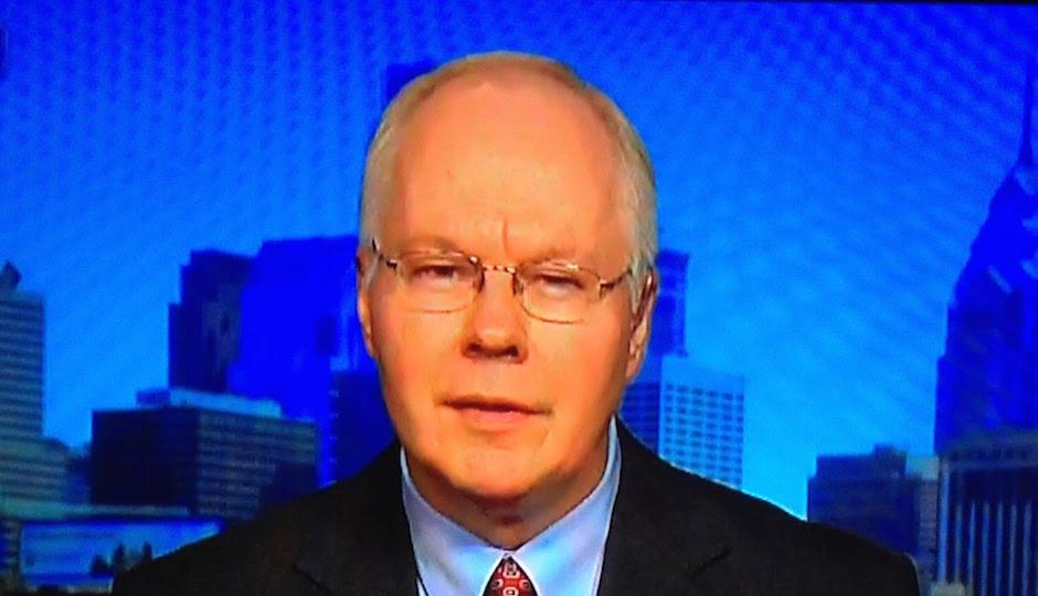 Villanova professor David Barrett on CNN.
