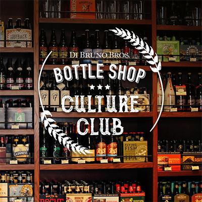 di bruno bottle shop culture club 400