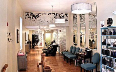 Philadelphia Blow Dry Bars: Heads & Tails Beauty Boutique in Rittenhouse