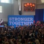 Hillary Clinton - West Philadelphia High School rally