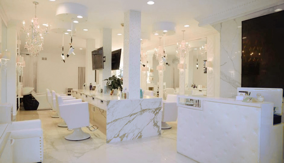 Philadelphia Blow Dry Bars: Koukla