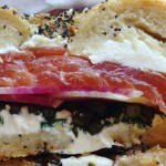 The Classic Lox Sandwich  Philly Style Bagels
