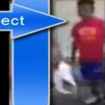 Playground Beating Suspect via Philadelphia Police