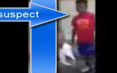 Playground Beating Suspect via Philadelphia Police