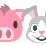 Repping Pub & Kitchen's Pabbit Mascot in Emoji