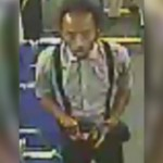 The suspect in the SEPTA bus driver attack. (Photo via the Philadelphia Police Department)