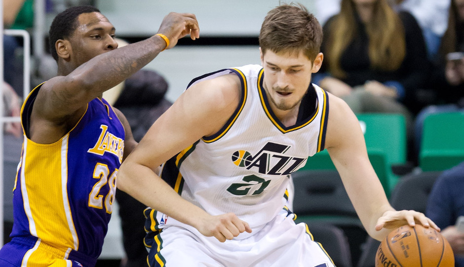 The Sixers acquired Tibor Pleiss and two second-round picks for guard Kendall Marshall   Russ Isabella-USA TODAY Sports