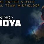 Philadelphia Union - Alejandro Bedoya