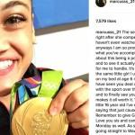 Wawa - Laurie Hernandez instagram