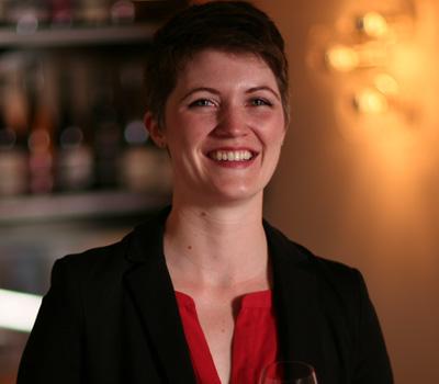 Mariel Wega of a.kitchen and a.bar