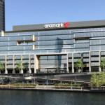 Rendering of Aramark's New Headquarters at 2400 Market Street | Renderings by Gensler