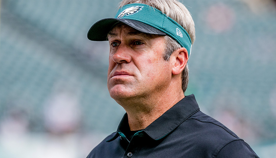 Doug Pederson Might Join Eagles' National Anthem Protest ...