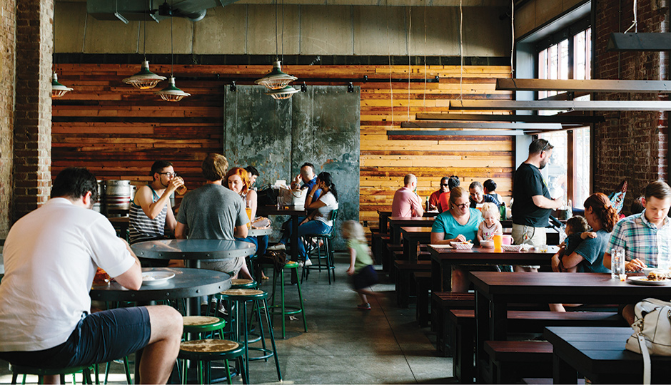 Frankford Hall | Photo by Ted Nghiem