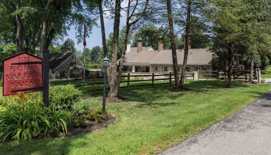 Farmhouse friday room for everyone and everything in - Mostardi s newtown square garden ...