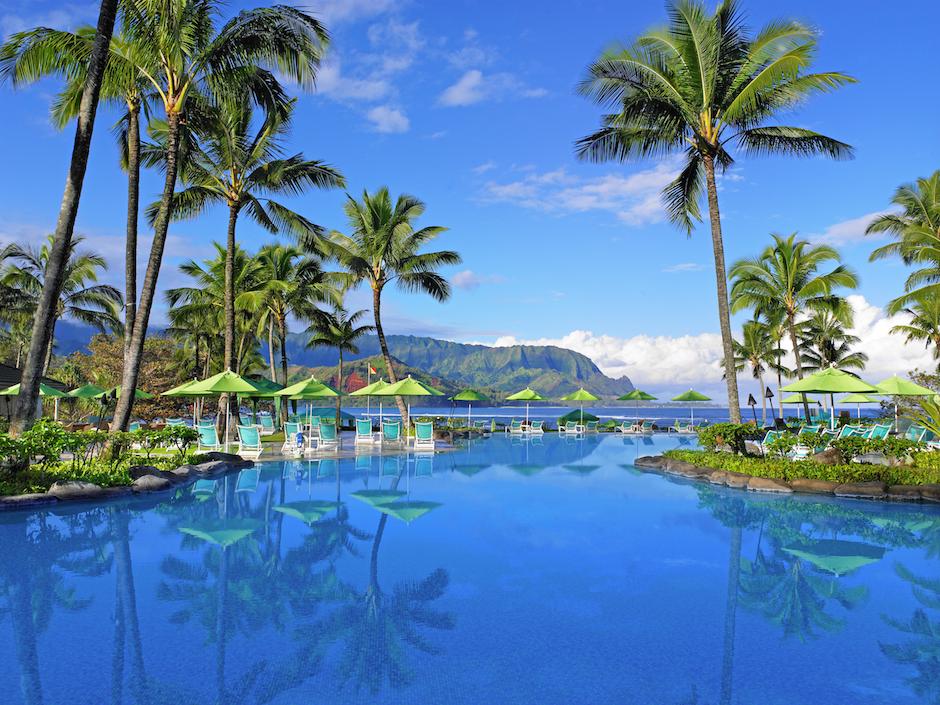 St Regis Princeville Kauai Honeymoon