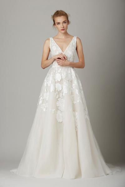 The Vineyard dress by Lela Rose.