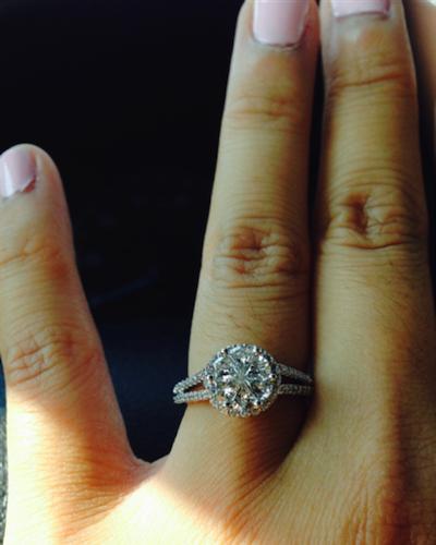Lan's ring!