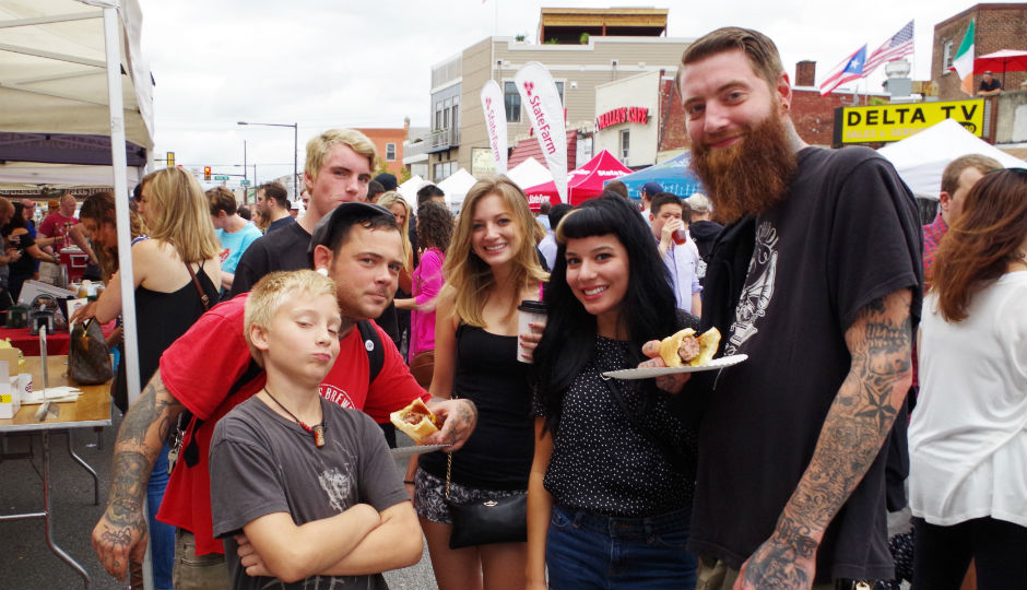 2015 South Philly SausageFest | Photo by Anthony Caroto