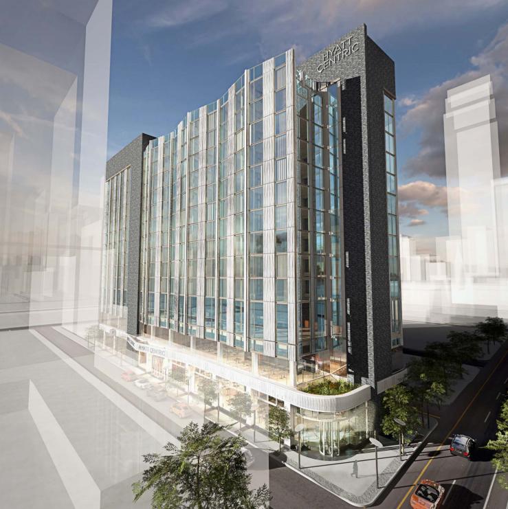 HYATT Centric Hotel | DAS Architects