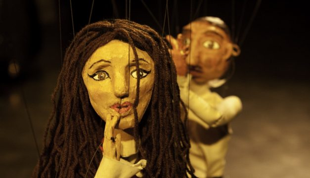 See Silken Veils at the Fringe Festival. Photo by Nick Shoob