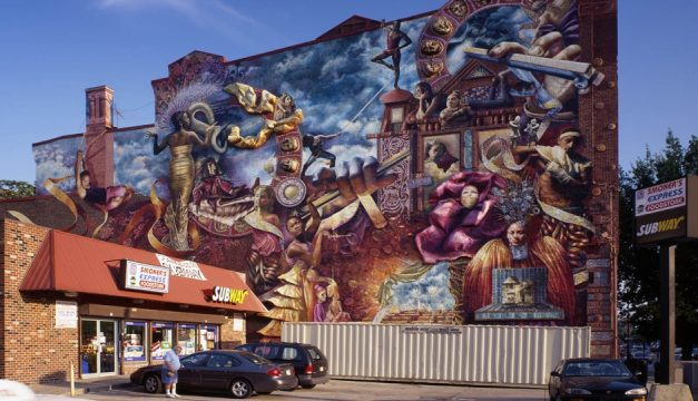 20 things to do in philly this weekend philadelphia magazine for City of philadelphia mural arts program