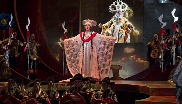 Photo by Philip Groshong for Cincinnati Opera