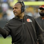 Hue Jackson. (USA Today Sports)