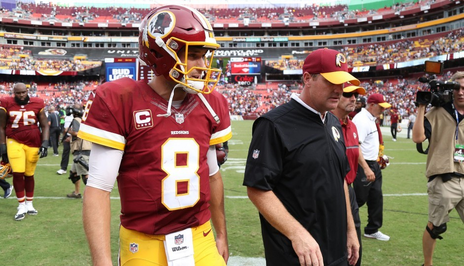 Kirk Cousins. (USA TODAY Sports)