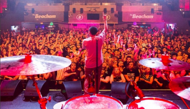The Watsky x Infinity tour stops at TLA on Tuesday. Photo from Instagram/gwatsky