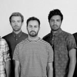 Young the Giant can never get everybody to look at the camera at once. Photo from Facebook