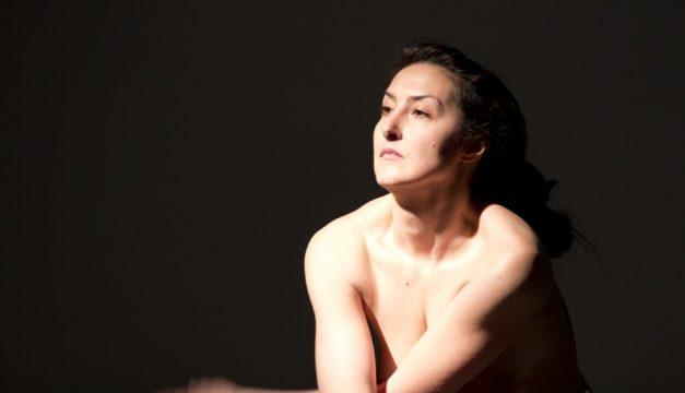 Zornitsa Stoyanova in Explicit Female. Photo by Will Drinker