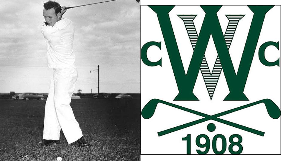Arnold Palmer / Whitemarsh Valley Country Club logo