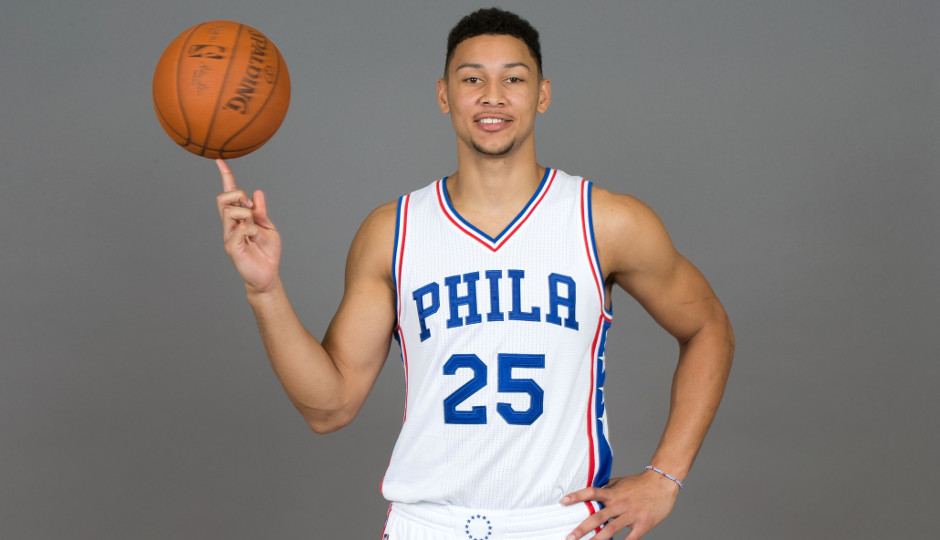 Sixers rookie Ben Simmons has a fractured right foot | Bill Streicher-USA TODAY Sports