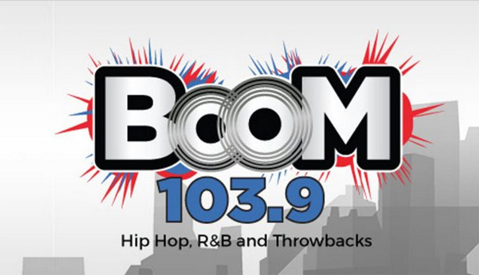 Boom 103.9 logo