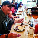 Dizengoff hosts Breakfast-for-Dinner book party with Chef John Currence