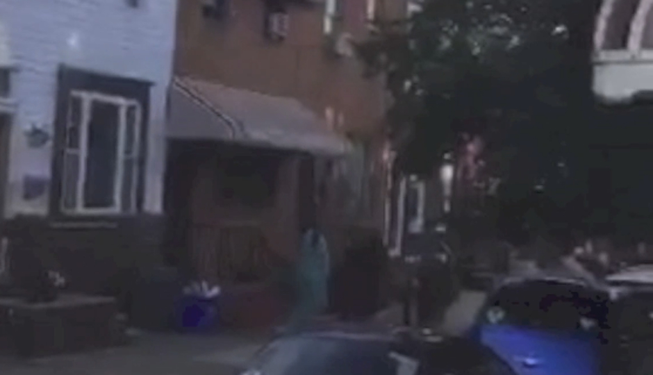 "South Philadelphia resident Donald Whitfield caught on video calling his gay neighbor a ""faggot."""