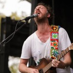 Guster's Ryan Miller singing