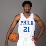 Brett Brown plans to start Joel Embiid at center when the Sixders open up their preseason schedule Tuesday against the Boston Celtics | Bill Streicher-USA TODAY Sports
