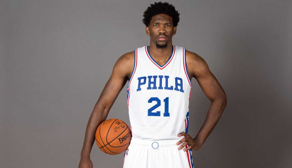 Brett Brown plans to start Joel Embiid at center when the Sixders open up their preseason schedule Tuesday against the Boston Celtics   Bill Streicher-USA TODAY Sports