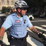 Philadelphia police officer Ian Hans Lichtermann |Photo courtesy of Evan Parish Matthews