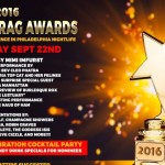The 2016 Philly Drag Awards in this Thursday, September 22nd.