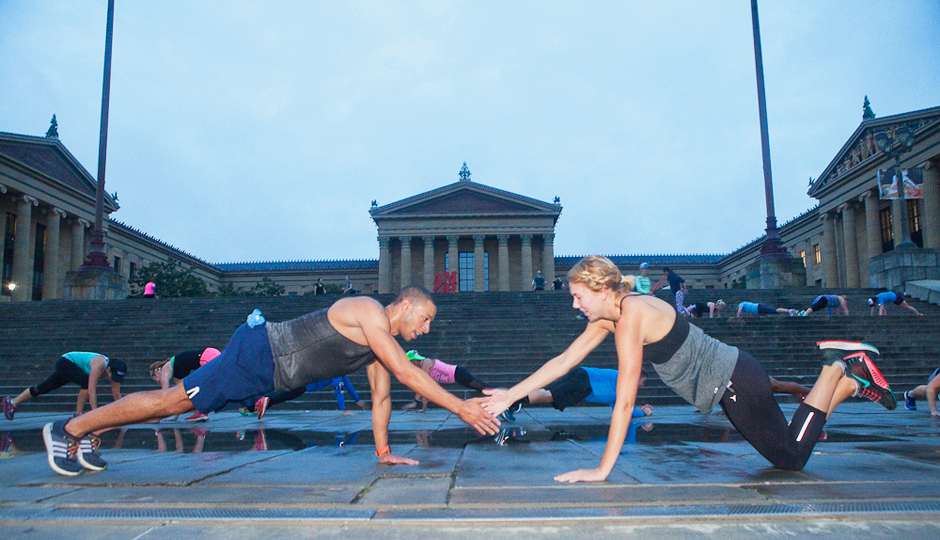 2 5 Eclectic Workouts To Stay In Shape Through Fall