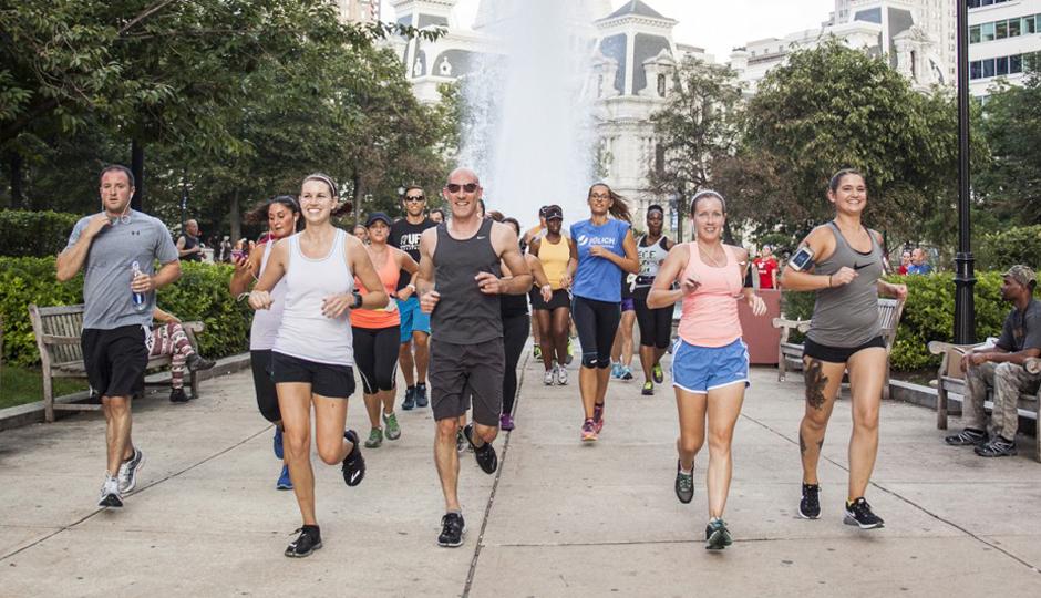 Unite Fitness Cross Training Run | Photo courtesy Unite Fitness